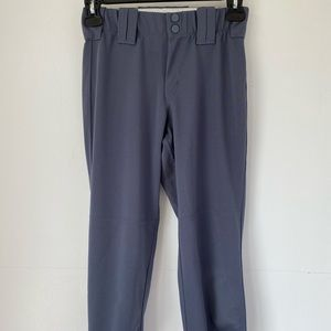 Grey Softball Pants